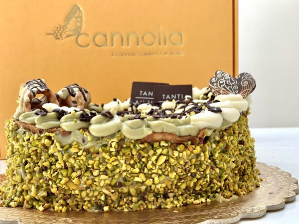 Millefoglie di Cannolia