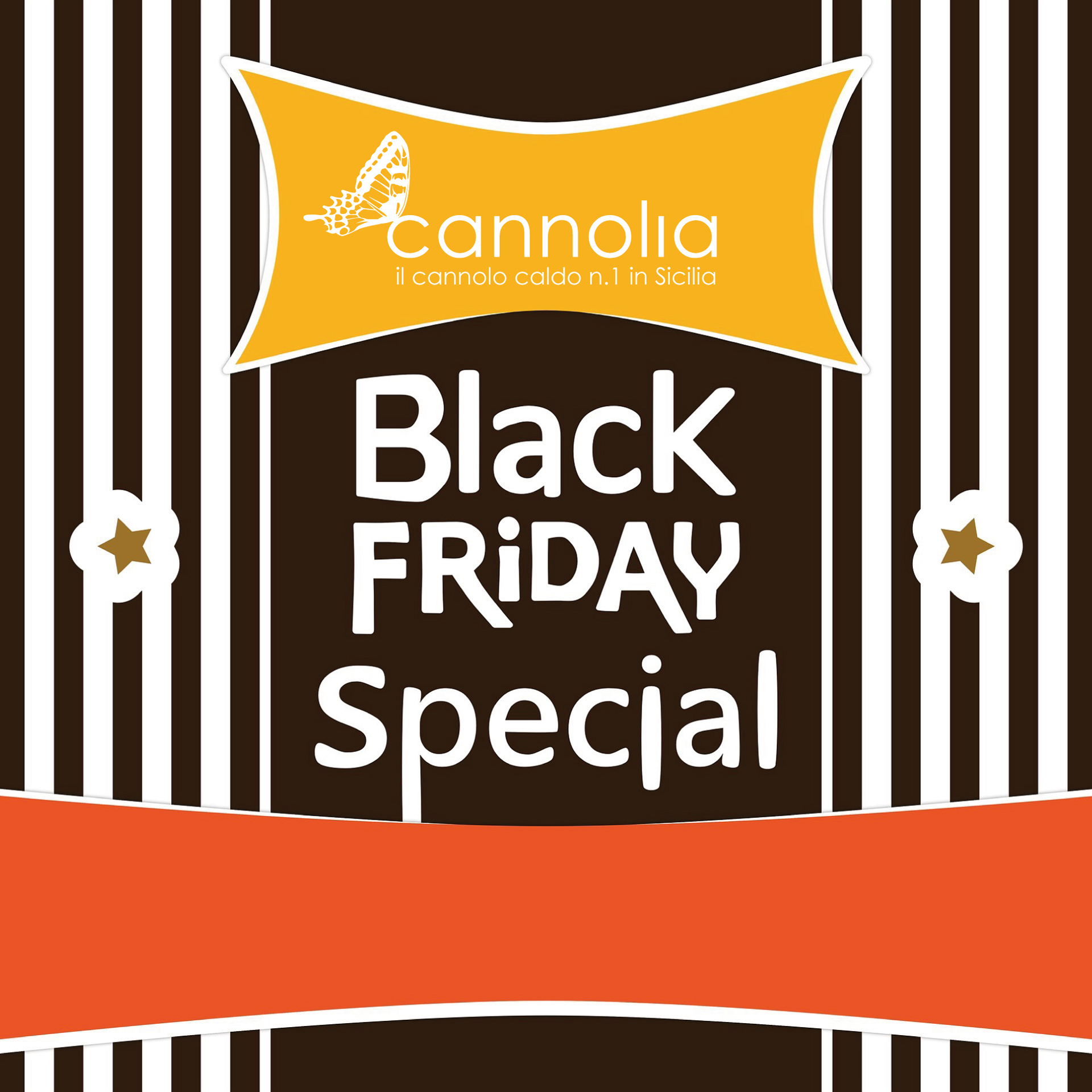 black friday cannolia scicli