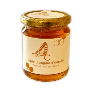 miele zagara d'arancio